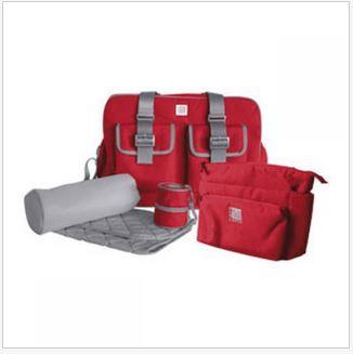 sac langer globetrotter rouge red castle. Black Bedroom Furniture Sets. Home Design Ideas