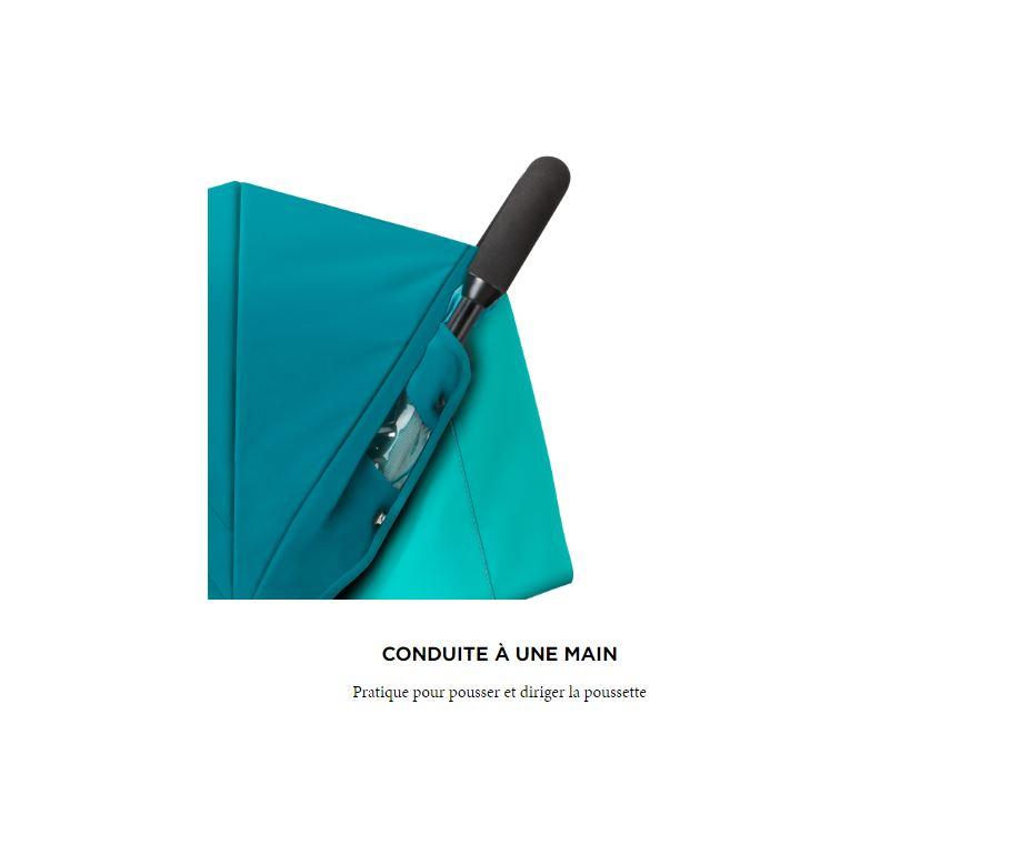 poussette qbit goodbaby seaport blue. Black Bedroom Furniture Sets. Home Design Ideas
