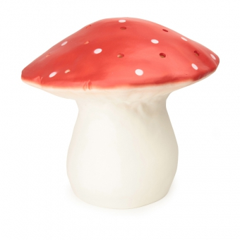 lampe champignon grand mod le rouge egmont toys tendre amour. Black Bedroom Furniture Sets. Home Design Ideas