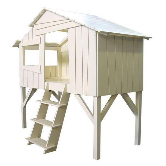 lit cabane enfant mathy by bols. Black Bedroom Furniture Sets. Home Design Ideas