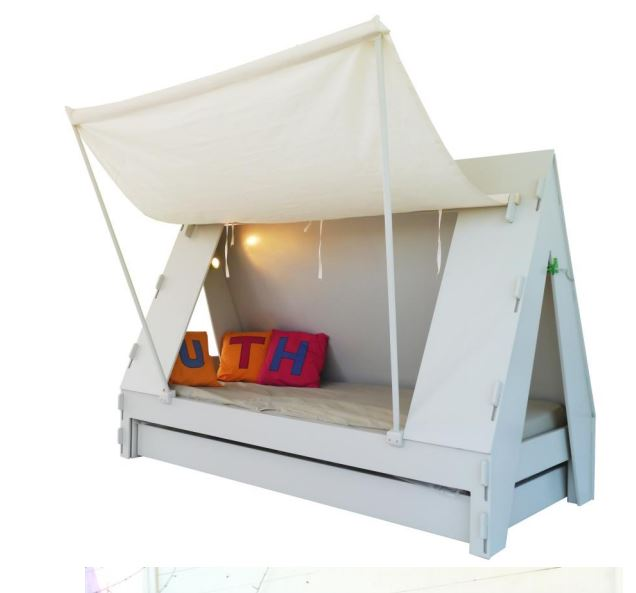 lit enfant tente tiroir lit mathy by bols. Black Bedroom Furniture Sets. Home Design Ideas